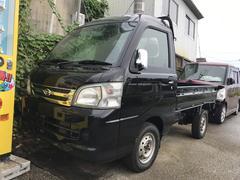 沖縄の中古車 ダイハツ ハイゼットトラック 車両価格 63万円 リ済込 平成23年 14.8万K ブラック