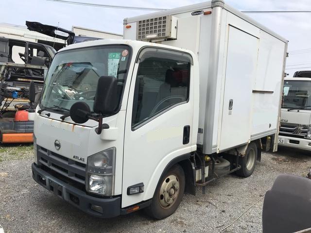 沖縄の中古車 日産 アトラストラック 車両価格 110万円 リ済込 2010(平成22)年 25.9万km ホワイト