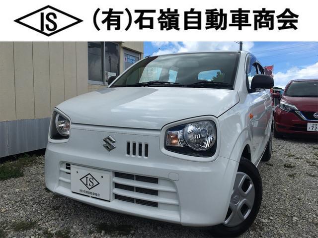 沖縄県の中古車ならアルト L 2年保証 グリスコート済 ドアモール