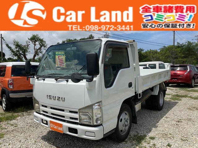 沖縄の中古車 いすゞ エルフトラック 車両価格 179万円 リ済込 2007(平成19)年 19.2万km ホワイト