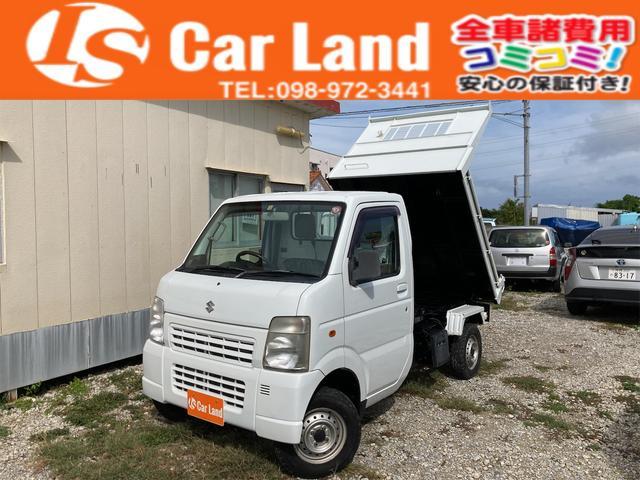 沖縄の中古車 スズキ キャリイトラック 車両価格 79万円 リ済込 2011(平成23)年 2.9万km ホワイト