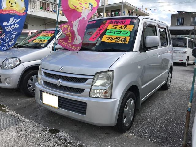 沖縄県の中古車ならワゴンR 5速MT