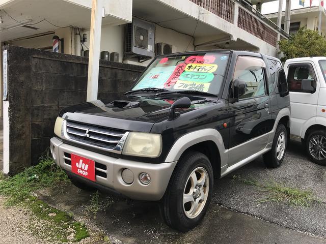 沖縄県の中古車ならパジェロミニ XR 4WD