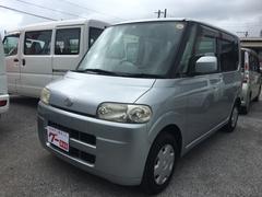 沖縄の中古車 ダイハツ タント 車両価格 29万円 リ済込 平成17年 10.5万K シルバー
