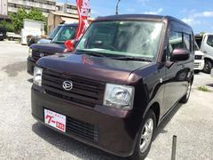 沖縄の中古車 ダイハツ ムーヴコンテ 車両価格 34万円 リ済込 平成21年 12.3万K ブラウン