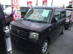 沖縄の中古車 ダイハツ ムーヴコンテ 車両価格 34万円 リ済込 平成21年 11.5万K ブラウン
