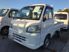 沖縄の中古車 ダイハツ ハイゼットトラック 車両価格 43万円 リ済込 平成17後 11.5万K ホワイト
