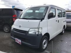 沖縄の中古車 トヨタ タウンエースバン 車両価格 44万円 リ済込 平成20年 11.8万K ホワイト