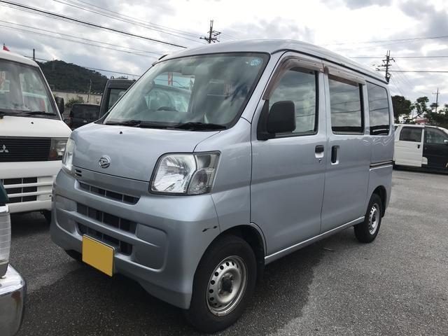 沖縄県の中古車ならハイゼットカーゴ DX インパネAT