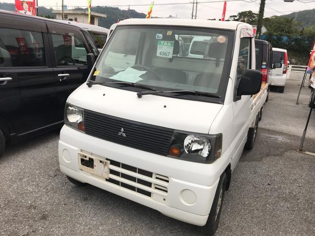 沖縄県の中古車ならミニキャブトラック Vタイプ AT車 2WD