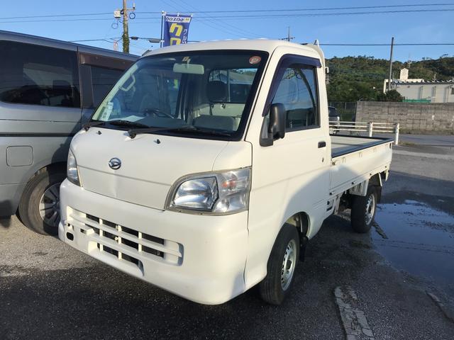 ダイハツ エアコン・パワステ スペシャル MT5速 4WD