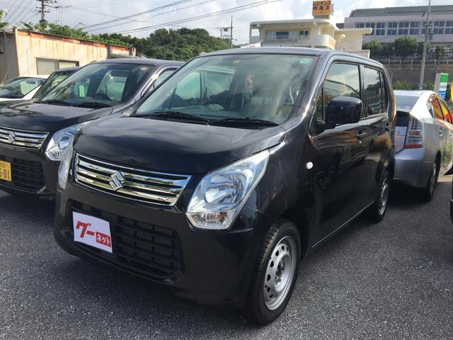 沖縄県の中古車ならワゴンR FX ナビ・TV バックカメラ