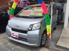 沖縄の中古車 ダイハツ ムーヴ 車両価格 61万円 リ済込 平成26年 4.4万K シルバー