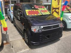 沖縄の中古車 三菱 eKスポーツ 車両価格 41万円 リ済込 平成23年 7.1万K パープル