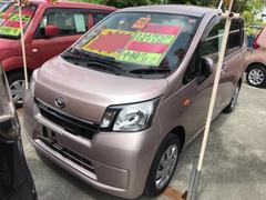 沖縄の中古車 ダイハツ ムーヴ 車両価格 71万円 リ済込 平成26年 2.8万K ピンク
