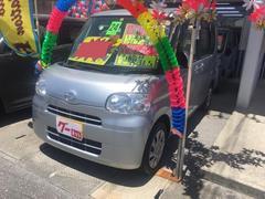 沖縄の中古車 ダイハツ タント 車両価格 63万円 リ済込 平成24年 6.0万K シルバー