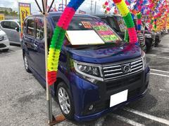 ムーヴカスタム X SA フルセグTV ナビ 軽自動車 CVT
