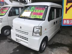 エブリイPA 軽自動車 スペリアホワイト 車検整備付