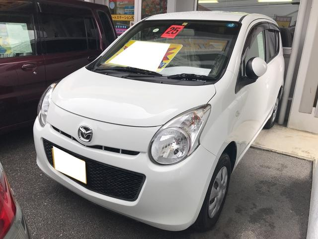 沖縄県の中古車ならキャロル GS 軽自動車 ETC スペリアホワイト AT AC