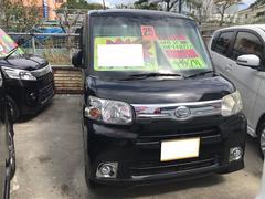 タントGスペシャル TV ナビ 軽自動車 ブラックマイカメタリック