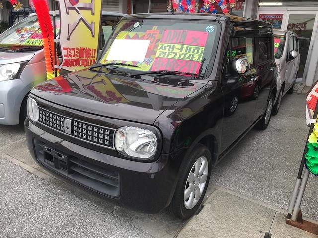 沖縄県糸満市の中古車ならアルトラパン Xセレクション シートヒーター スマートキー