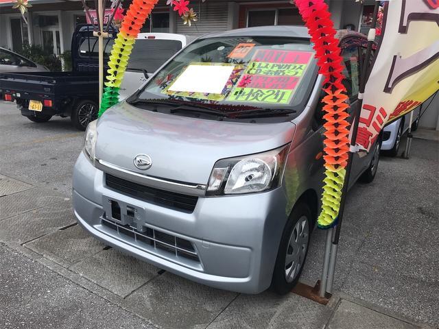 沖縄県糸満市の中古車ならムーヴ L アイドリングS PW フルフラット エアバック ベンチ