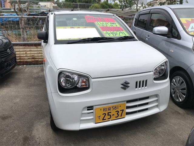 沖縄県糸満市の中古車ならアルト L 盗難防止装置 キーレスE エネチャージ搭載 シートヒータ