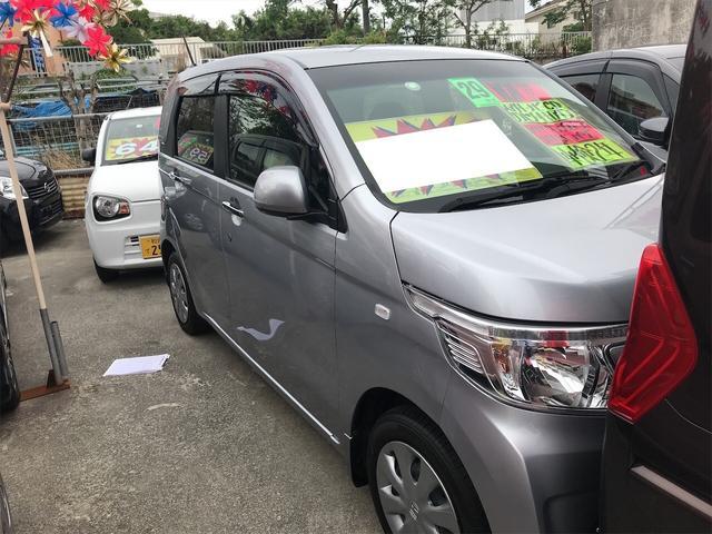 沖縄県糸満市の中古車ならN-WGN TV ナビ 軽自動車 シルバー CVT AC 4名乗り