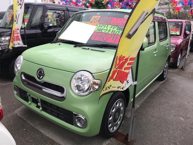 沖縄県糸満市の中古車ならミラココア ココアプラスX パワーウィンドウ 盗難防止 TVナビ