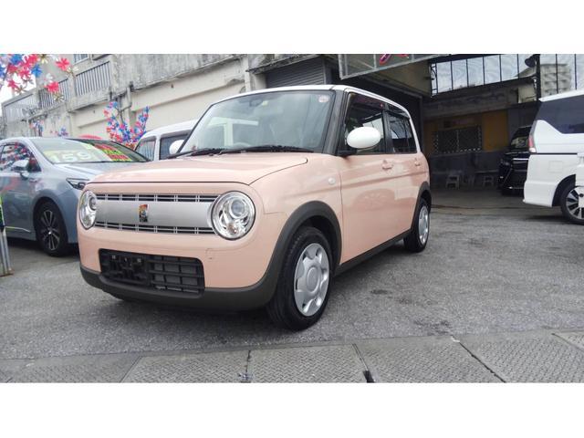 沖縄県糸満市の中古車ならアルトラパン S