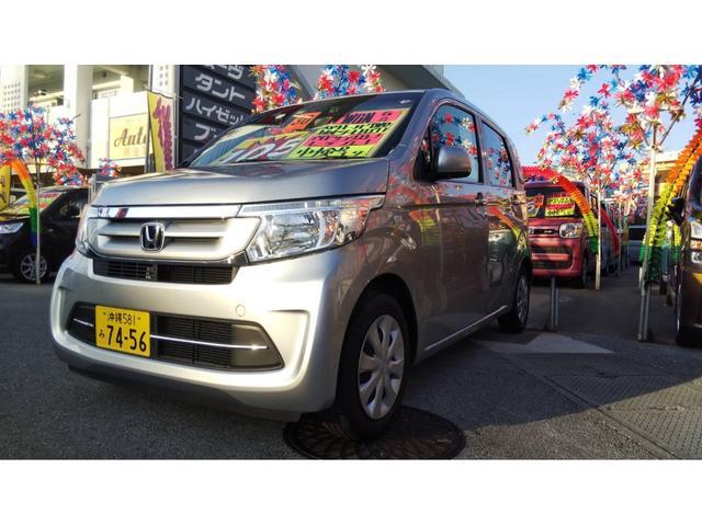 沖縄県糸満市の中古車ならN-WGN G SSパッケージ