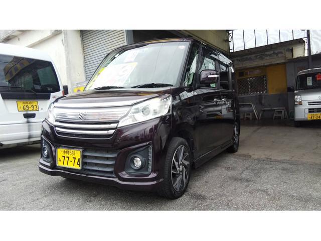 沖縄県糸満市の中古車ならスペーシアカスタム XS