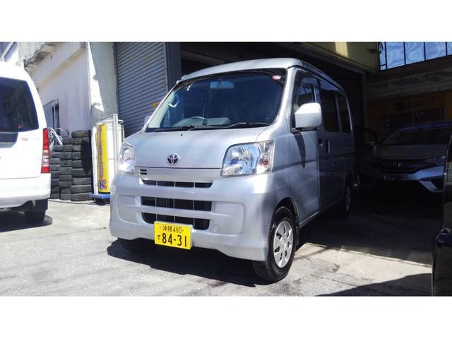 沖縄県の中古車ならピクシスバン クルーズターボ