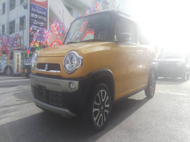 沖縄県糸満市の中古車ならハスラー X RBS付 盗難防止システム スマキー 前席シートヒーター