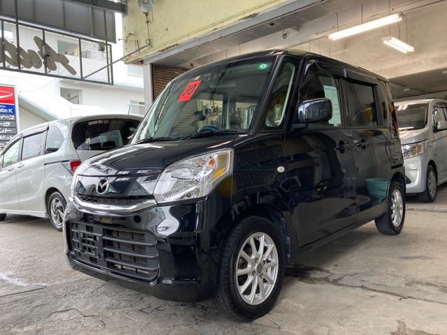 沖縄県糸満市の中古車ならフレアワゴン XG デュアルカメラブレーキサポート ETC