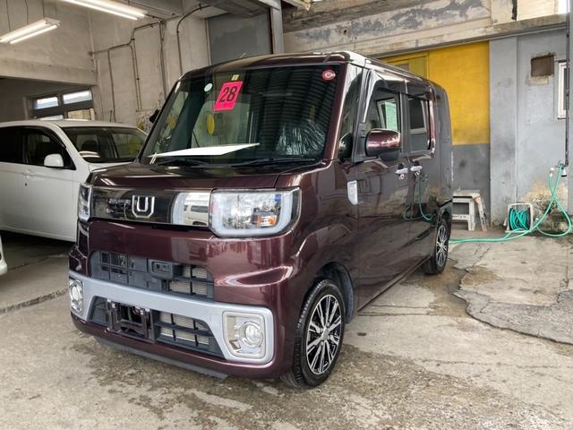 沖縄県糸満市の中古車ならウェイク X ファインセレクションSA Bカメラ ターボ アイドリングストップ