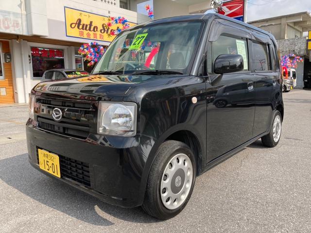 沖縄県糸満市の中古車ならムーヴコンテ X エアバック エアコン 盗難防止 フルフラット CDチューナー