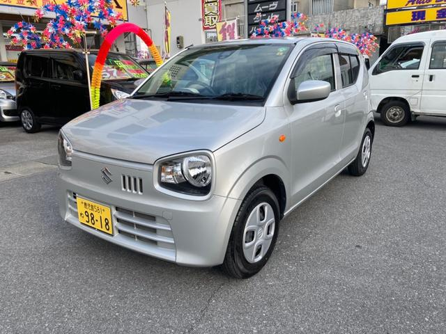 沖縄県糸満市の中古車ならアルト S バックモニター パワステ クリアランスソナー エアコン リモコンキー
