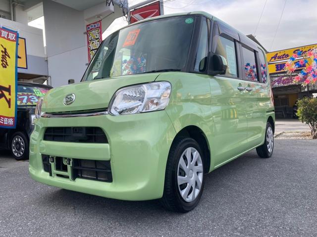 沖縄県糸満市の中古車ならタント X SA スマ-トキ- バックM 横滑り防止装置 エコアイドル ABS