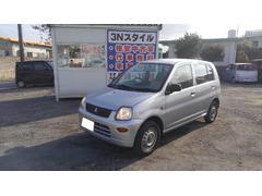 沖縄の中古車 三菱 ミニカ 車両価格 14.8万円 リ済込 平成18年 7.1万K シルバー