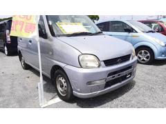 沖縄の中古車 スバル プレオ 車両価格 8.8万円 リ済込 平成17年 9.7万K シルバー