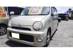 沖縄の中古車 ダイハツ ムーヴラテ 車両価格 14.8万円 リ済込 平成18年 4.8万K ゴールド