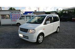 沖縄の中古車 三菱 eKワゴン 車両価格 28万円 リ済込 平成22年 7.6万K ホワイト