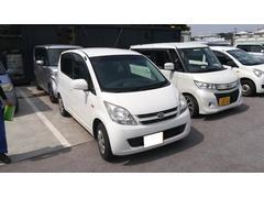 沖縄の中古車 ダイハツ ムーヴ 車両価格 14万円 リ済込 平成19年 10.0万K ホワイト