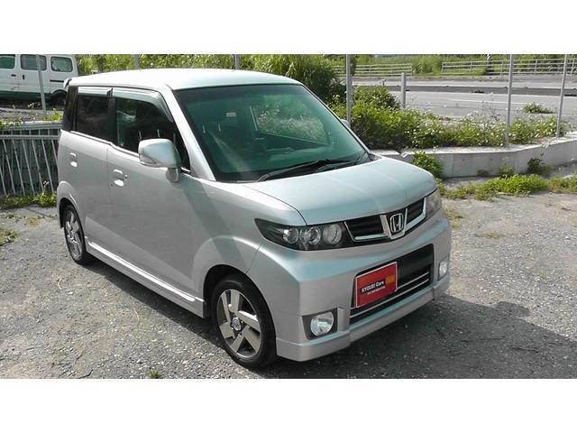 沖縄の中古車 ホンダ ゼストスパーク 車両価格 37万円 リ済込 平成22年 8.1万km アラバスターシルバーメタリック