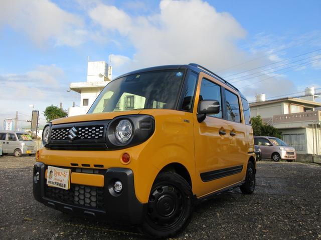 沖縄県糸満市の中古車ならスペーシアギア ハイブリッドXZ
