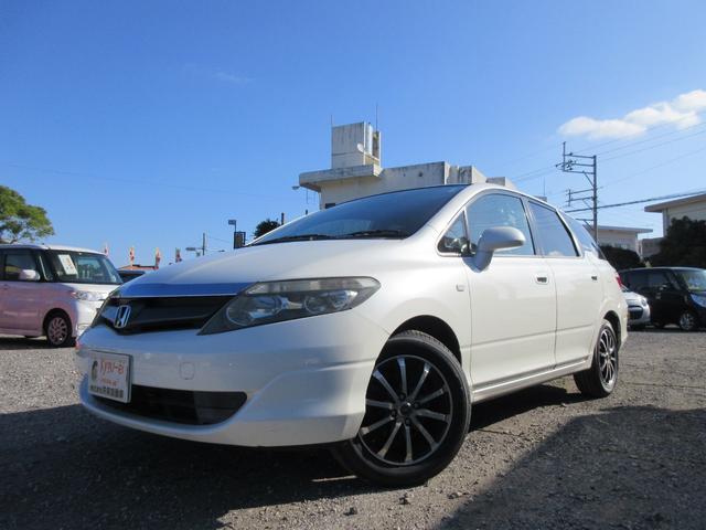 沖縄の中古車 ホンダ エアウェイブ 車両価格 18万円 リ済込 2005(平成17)年 11.3万km ホワイト