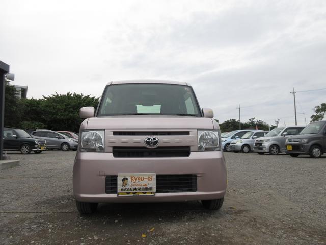 沖縄の中古車 トヨタ ピクシススペース 車両価格 45万円 リ済込 2012(平成24)年 4.0万km ピンク