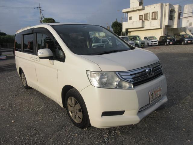 沖縄県の中古車ならステップワゴン G Lパッケージ