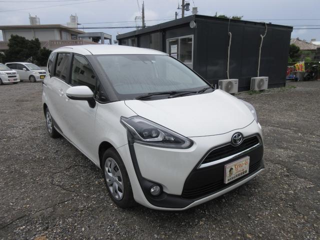 沖縄県糸満市の中古車ならシエンタ X